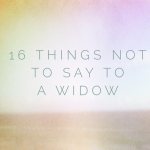 Popular Posts 10 Meaningful Gifts For A New Widow